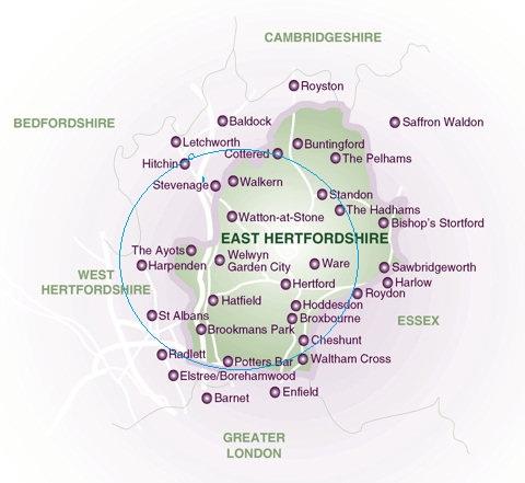 Hertsmap
